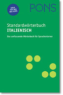 Dictionary Italian German Standard By PONS Mobile Software