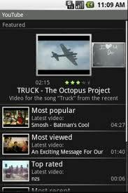 YouTube For Windows Mobile V2.2.16 Mobile Software
