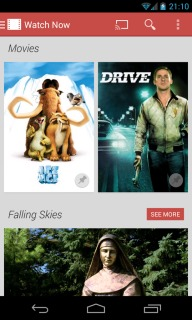 Google Play Movies And TV For Android Phones V2.7.15 Mobile Software