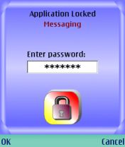 Advanced Phone Lock For Symbian V1.03 Mobile Software