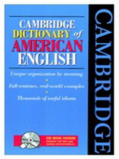 Cambridge Dictionary Of American English For Symbian V4.10 Mobile Software