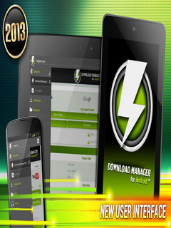 Download Manager For Android  V4.26 Mobile Software