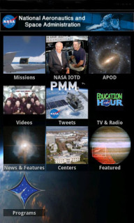 NASA App For Android Phones V 1.38 Mobile Software