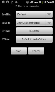 Video Converter Android For Android Phones V 1.5.6 Mobile Software