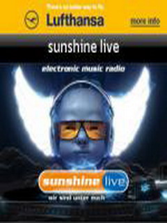 Sunshine Live Electronic Music Radio For Symbian V 1.10.0 Mobile Software