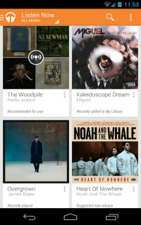 Google Play Music For Android V 5.2.1301L.891271 Mobile Software