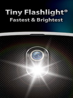 Tiny Flashlight Plus LED For Android Phones V 4.9.4 Mobile Software