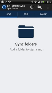 BitTorrent Sync For Android Phones V 1.1.48 Mobile Software