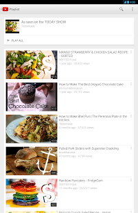 YouTube For Android Phones V 5.1.10 Mobile Software