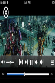Yxplayer For Android Phones V  2.0.3 Mobile Software