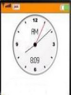 WorldClock For Java Phones V 0.0.41 Mobile Software