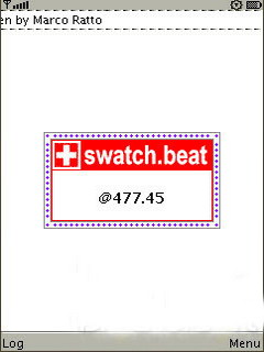 BeatSwatch For Java Phones V 1.0.0 Mobile Software