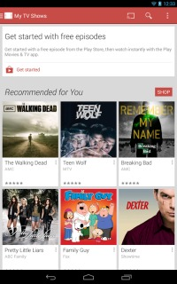 Google Play Movies And TV For Android Apps V 3.3.33 Mobile Software