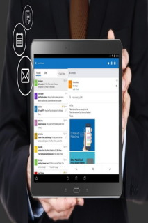 Microsoft Outlook P Mobile Software