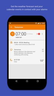 AlarmPad For Smartphone Mobile Software