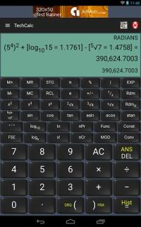 Scientific Calculator Mobile Software