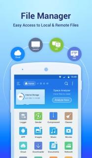 ES File Explorer File Manager Free Apps Mobile Software