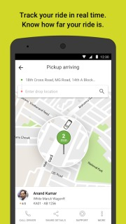 Ola Cabs Book Taxi In India Free Apps Mobile Software
