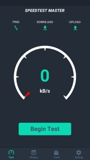 Internet Bandwidth Speed Test Mobile Software