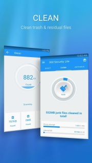 360 Security Lite Mobile Software
