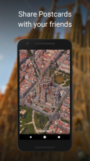 Google Earth Android Apps Mobile Software