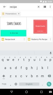 Google Drive Mobile Software