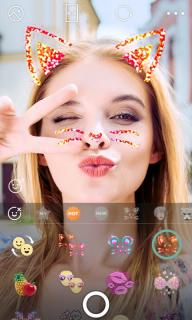 B612 Selfiegenic Camera Free Mobiles Apps Mobile Software