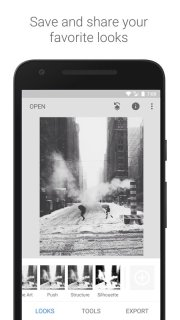 Snapseed Mobile Software
