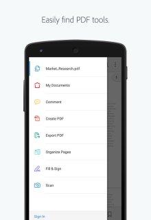 Adobe Acrobat Reader Free Apps Mobile Software