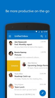 Microsoft Outlook Mobile Software