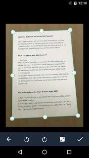 CamScanner Phone PDF Creator Mobile Software