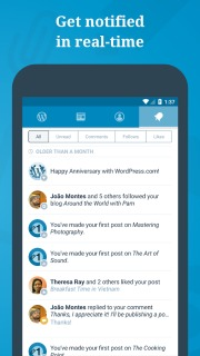 WordPress Free Android Apps Mobile Software