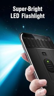 Super-Bright LED Flashlight Mobile Software