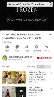 YouTube Android Apps Mobile Software