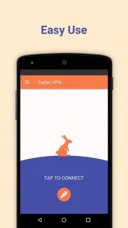 Turbo VPN Unlimited Free VPN Mobile Software