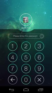 AppLock Free Android Apps 2.8.10 Mobile Software