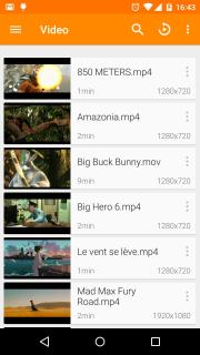 VLC For Android Mobile Software