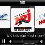 Radio NRJ  V1.10 Mobile Software