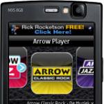 Arrow Player 1.10 Mobile Software