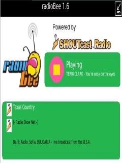 RadioBee 1.5 Mobile Software