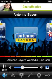 Antenne Bayern 1.10.0 Mobile Software