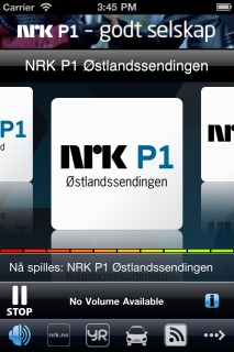 NRK Norway 1.10 Mobile Software