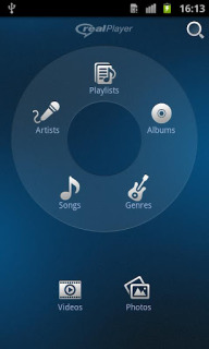 RealPlayer Free For Android Phones V2.4.5 Mobile Software