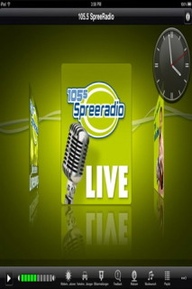 105'5 Spreeradio For Symbian Phones V 1.10 Mobile Software