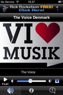 The Voice Denmark For Symbian Phones Mobile Software