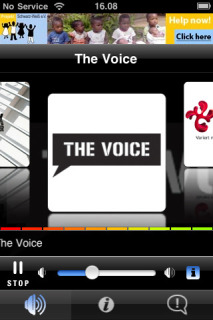 The Voice Norway For Symbian Phones Mobile Software