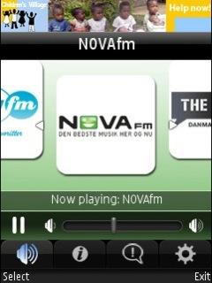 Nova FM For Symbian Phones Mobile Software