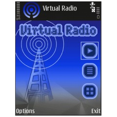 VirtualRadio For Java Phones V 1.3.0 Mobile Software