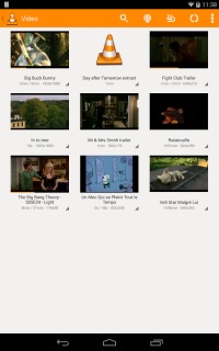 VLC For Android Phones V 0.9.10 Mobile Software