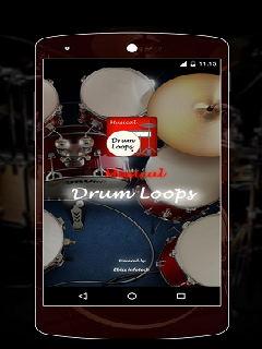 Musical Drum Loops Mobile Software